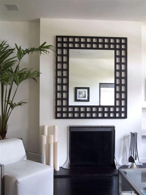 40 mirror decor in living room living room decor ideas
