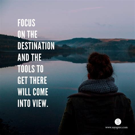 Quotes on Focus and Concentration - Sayspire Poetry