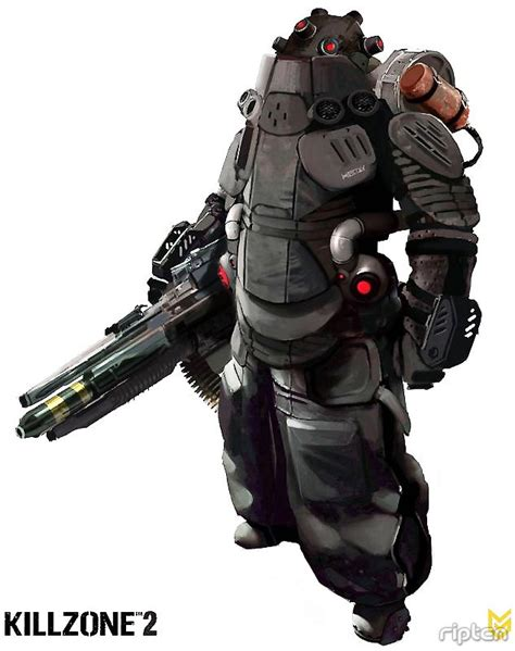 Temp Killzone Concept Art By Thought Thinker On Deviantart