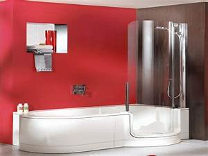 Badewanne Und Dusche Kombiniert : dusche und badewanne kombiniert behindertengerechte badewanne ~ Buech-reservation.com Haus und Dekorationen