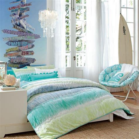 chambre deco mer idée déco chambre ado autour du surf et de la mer ideeco