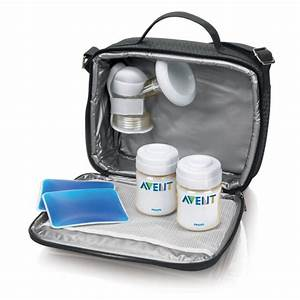 Philips Avent Manual Breast Pump Bpa Free With Out  U0026 About Set