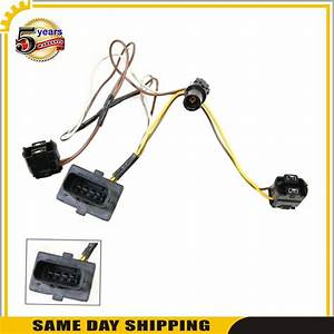 Headlight Wire Harness Repair Kit Left For Mercedes E320