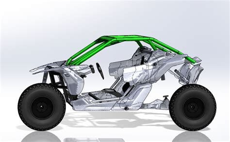 utv roll cages rogue racing