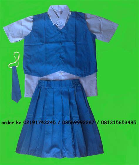 toko baju seragam tk paud  tpa produksi seragam tk