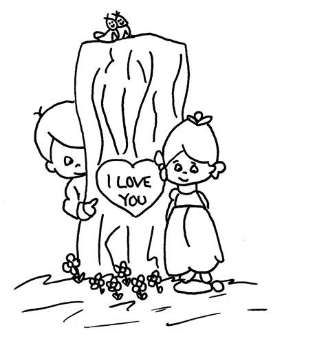 love coloring pages learn  coloring