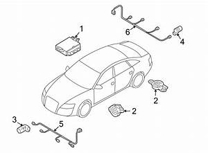 Audi Q5 Parking Aid Control Module  System  Modules