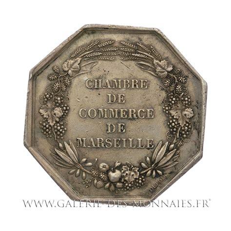 chambre du commerce marseille napoleon iii 1852 1870 jeton otogonal chambre de