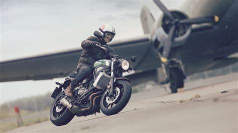 yamaha xsr  retro style bike inspirationseekcom