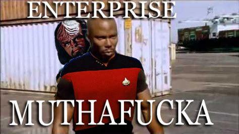 Suprise Mother Fucker Meme - enterprise muthafucka james doakes quot surprise motherfucker quot know your meme