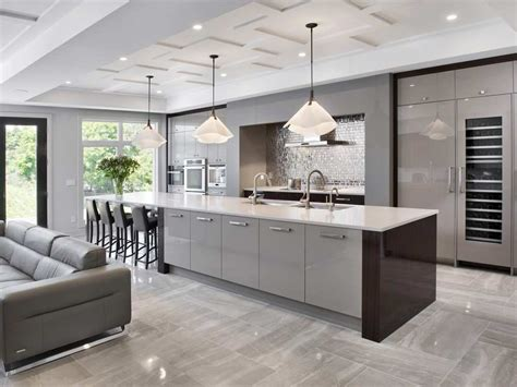 Modern Galley Kitchen Ideas - designers are taking ceiling treatments to new heights ottawa citizen