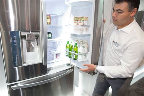 The Big, Bold, Lg Frenchdoor Refrigerator Appliances