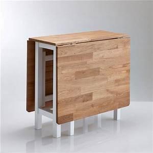 Table Fixe Au Mur Pliante Gallery Of Pplar Panneau