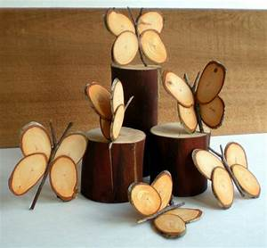 Basteln Mit Holz : basteln mit holz baumscheiben ~ Lizthompson.info Haus und Dekorationen