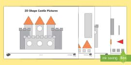 castle parts labelled diagram teacher