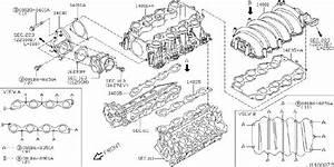 Infiniti M45 Engine Cover Sleeve