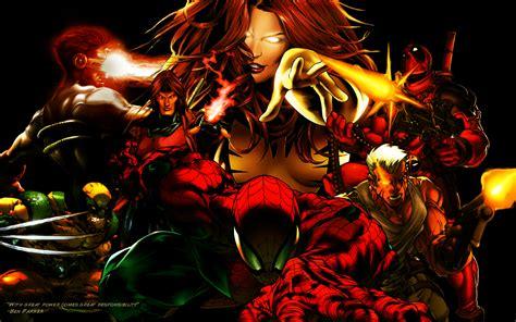 Cool Superhero Wallpaper Hd Wallpapersafari