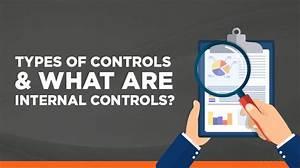 Types Of Controls  Manual  General  Application  U0026 It Dependent