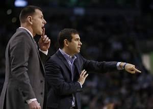 Boston Celtics coach Jay Larranaga using Las Vegas Summer ...