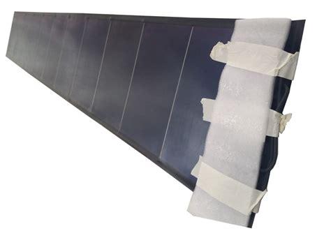 si鑒e pliable a si type pvl solar laminate
