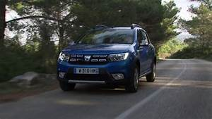 Dacia Sandero Automatique 2017 : new dacia sandero stepway 2017 youtube ~ Maxctalentgroup.com Avis de Voitures