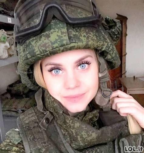 merginos tarnaujancios kariuomeneje rusijoje
