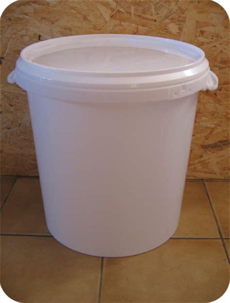 seau en plastique alimentaire pour toilette seche fabulous toilettes