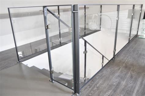 garde corps metal verre escalier munch et foucher portes fen 234 tres escalier portails et