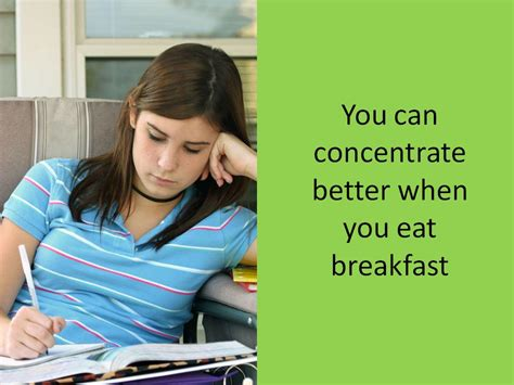 Kids Who Eat Smart And Move More Are Better Students