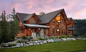 Rustic, Modern, House, Design, Ideas