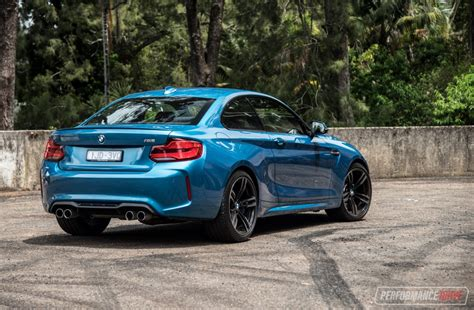 2018 Bmw M2 Lci Review (video) Performancedrive