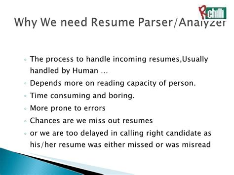 Rchilli Resume Parser Free by Rchilli Resume Parser Hr Software To Automate Hr Management