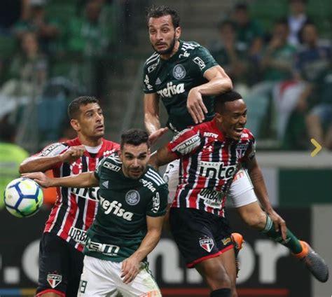 São Paulo x Palmeiras: acompanhe o placar AO VIVO do ...