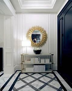 miroir entree objet design pour son entree afin d With entree de maison design 7 accueil