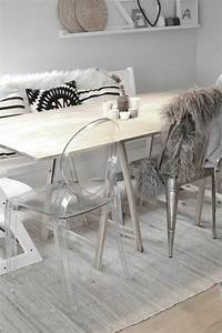 10 best ideas about chaise transparente on pinterest for Salle À manger contemporaine avec chaise salle a manger transparente
