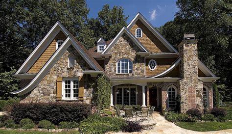 Classic English Cottage  15659ge  1st Floor Master Suite