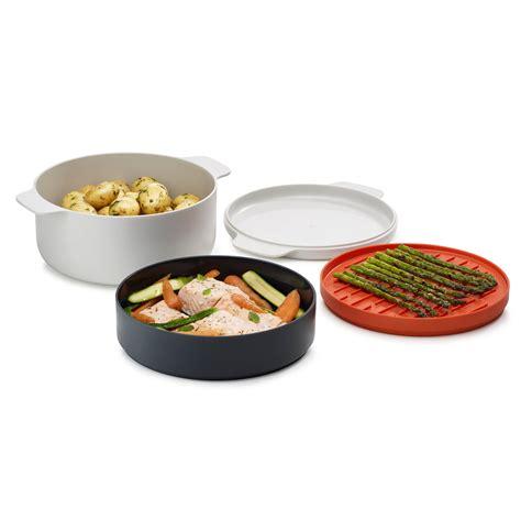 joseph cuisine m cuisine microwave cooking set by joseph joseph