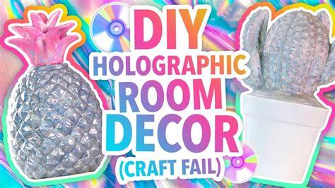 diy decor fails craft diy holographic room decor craft fail karenkavett my
