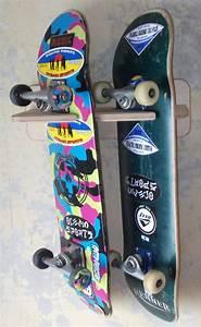 25+ best ideas about Skateboard rack on Pinterest