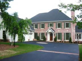 cape cod house plans with attached garage beautiful colonial colonial house plan alp 096p chatham design house plans