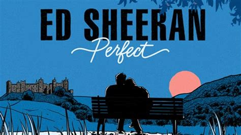 Perfect (ed Sheeran) Harp Sheet Music Pdf