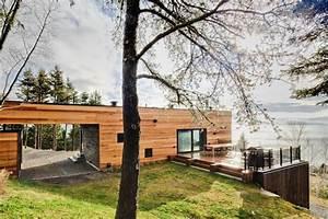 Malbaie V Residence by MU architecture