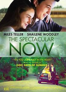 The Spectacular Now DVD Release Date | Redbox, Netflix ...
