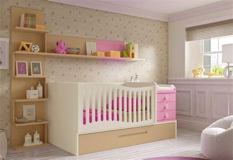 chambre evolutive pour bebe lit bébé fille 2 évolutif bc30 avec étagère déco