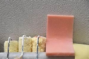 Peut On Peindre Sur De La Tapisserie : les techniques de peinture l 39 ponge ~ Nature-et-papiers.com Idées de Décoration