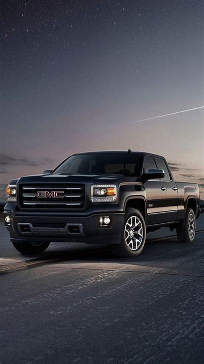 Gmc Dropped Wallpapers Iphone Trucks Sierra Truck