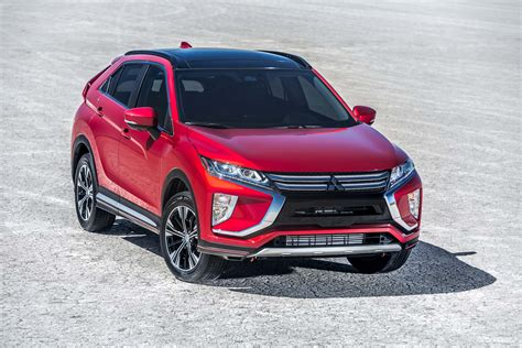 2018 Mitsubishi Eclipse Cross Review, Ratings, Specs