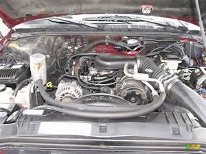 1997 Gmc Jimmy Sle 4x4 4 3 Liter Ohv 12