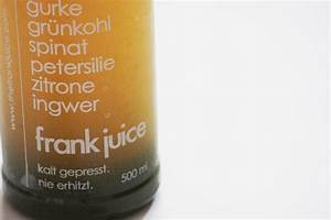 Detox Plan 7 Tage : detox kur mit the frank juice 3 tage cleanse programm stryletz ~ Frokenaadalensverden.com Haus und Dekorationen