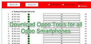 Download Oppo Tools For All Oppo Smartphones